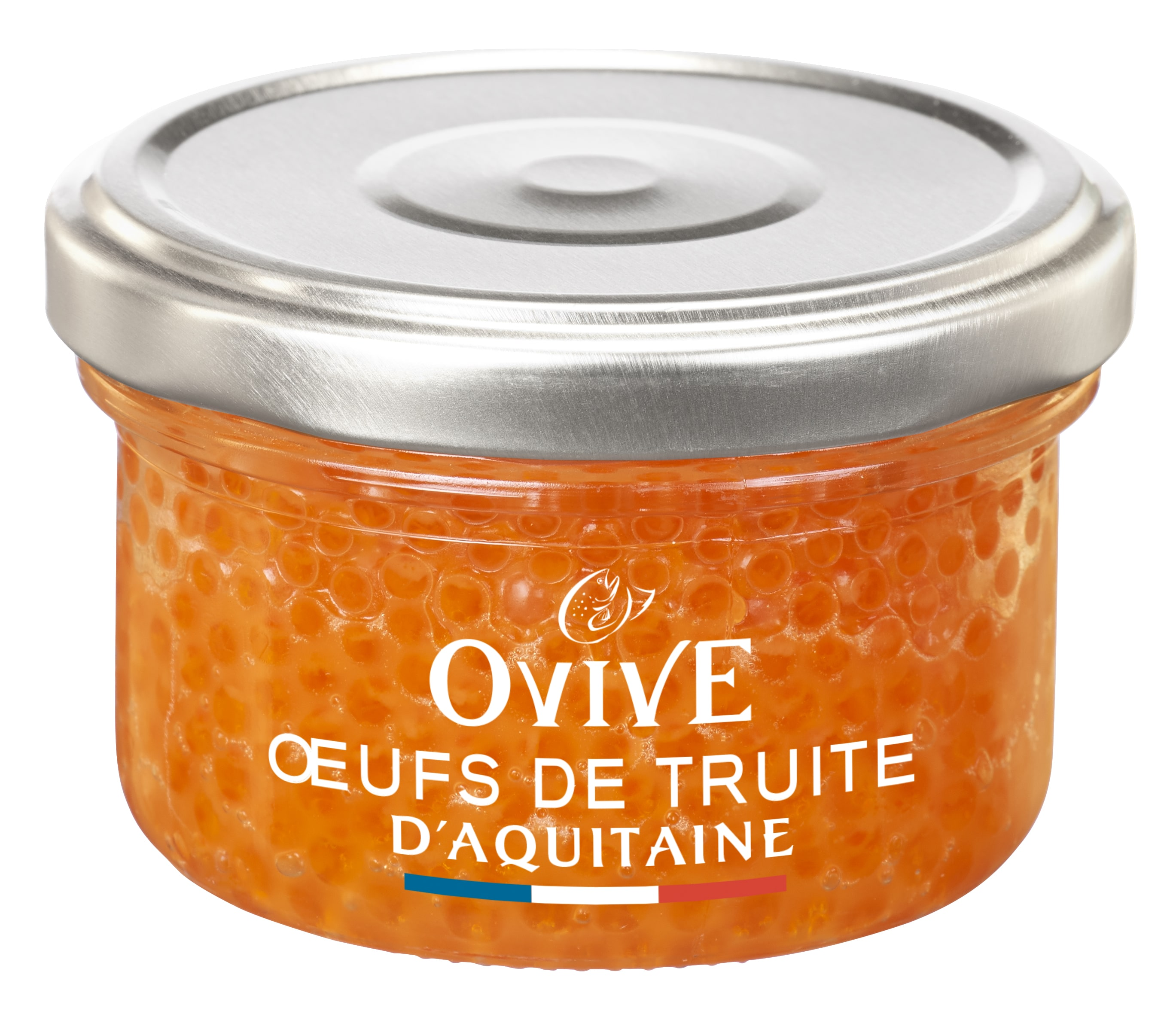 Oeufs de truite d'Aquitaine OVIVE